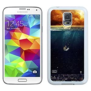 Drawnig Scene (2) Durable High Quality Samsung Galaxy S5 Case