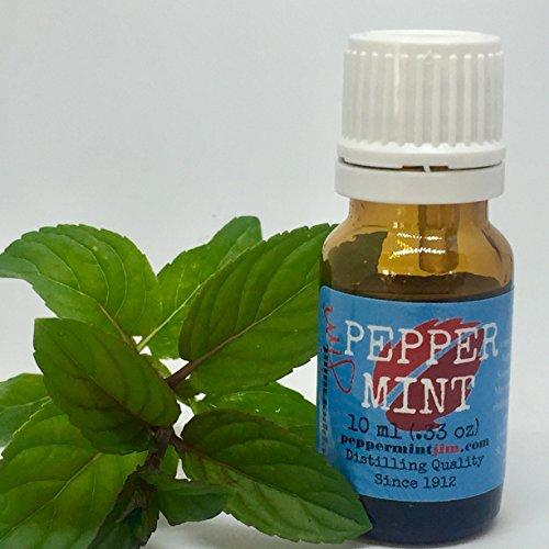 Peppermint Jim's Essential Oil (Peppermint, ()
