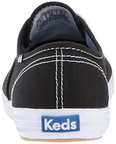 di Keds da Champion black Text moda nera sneakers donna YBUYFqr1