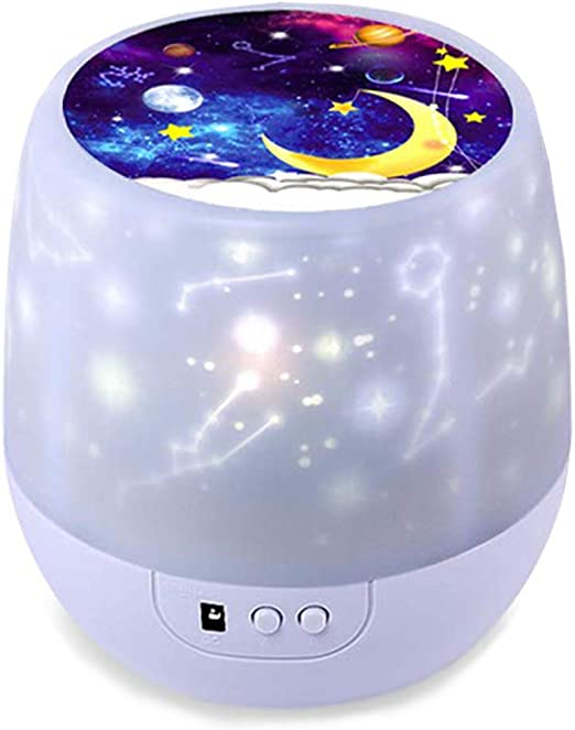 Amazon.com: Star luces nocturnas para niños, luces de ...