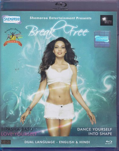 Break Free with Bipasha Basu for Fitness Blu Ray (2012/Indian/Workout/Bollywood dance)