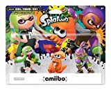 Nintendo Amiibo-Splatoon Series, 3-Pack (Alt Colour) - Splatoon Series Edition