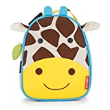 Skip Hop Zoo Lunchie Little Kids & Toddler Insulated Lunch Bag, Jules Giraffe
