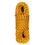 GM CLIMBING 3mm Accessory Cord Rope Utility Cord Low Stretch 500Lb Strength for Outdoor Activities Tent Tarp Hammock Guyline Rigging 3mm (1/8in) Diameter
