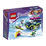LEGO Friends Snow Resort Off-Roader Set 41321
