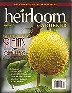 Heirloom Gardener Magazine Summer 2014 by…