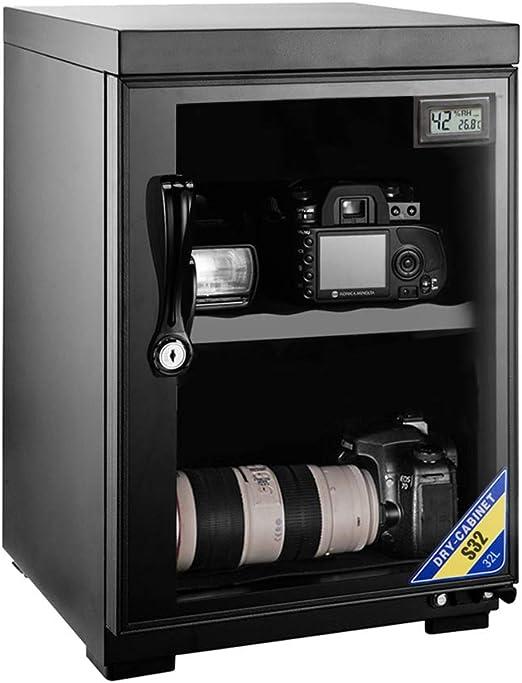 Gabinete de deshumidificación de la cámara - Medidor electrónico ...