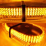 ZHOL® New Bright Amber 240-LED Strobe Light Warning Emergency Flashing Car Truck Construction Car Vehicle Safety #71A
