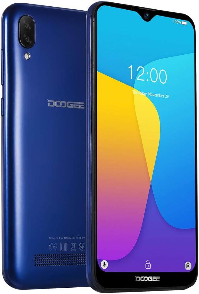 DOOGEE X90 Smartphone para Negocios/Mayores/Niños, Pantalla Grande ...