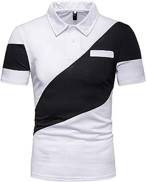 Camisa Hombre Camiseta Camiseta Bonita y Cómoda para Verano ...