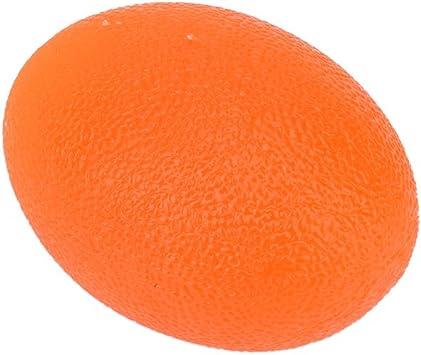 Diseño de huevos de silicona empuñadura bola Squeeze estrés ...