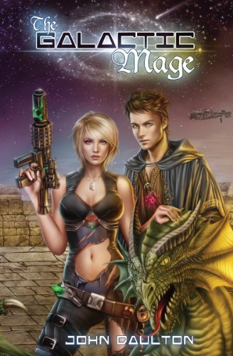 """2 thoughts on """"Hostiles Cover Revealed – Book 3 of The Galactic Mage Series"""""""