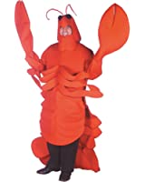 Lobster Costume, Size Adult Standard