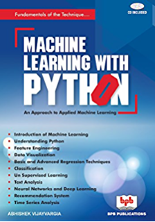Machine Learning using Python eBook: U Dinesh Kumar Manaranjan