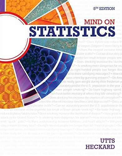 Mind on Statistics - Standalone Book (Garden Baldo)