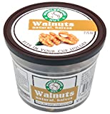 Wholesome Nut WALNUTS, Natural Halves (Pack of 6 Cups)
