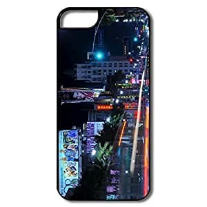 Funny Downtown LA Case For Iphone 4/4S Cover Case For Iphone 4/4S Cover Team