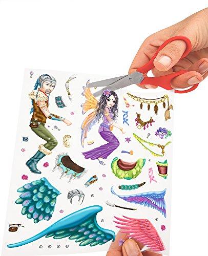 Fantasy Model 7847 - Create your Fantasy Friend - Malbuch mit ...