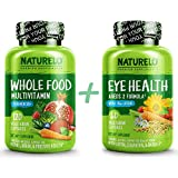 Bundle: Whole Food Multivitamin for Men 50+ and Eye Health+