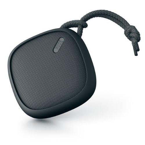 NudeAudio Move M Wireless Portable Bluetooth Speaker with Ha