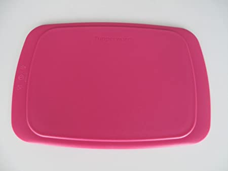 Tupperware Cutting Board Pink Amazon Co Uk Kitchen Home