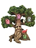 Fairy Garden Enchanted Joshua's Miniature Tree (10.5 Inch Tall) for the Garden Fairies and Lawn Gnomes. A Fairy Garden Accessory