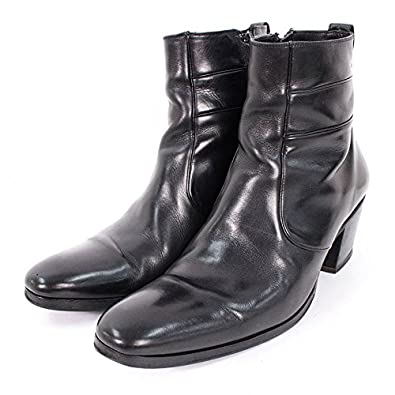 best sneakers 1ad80 6616c Amazon | (ディオールオム)Dior HOMME 【07AW】サイドジップ ...