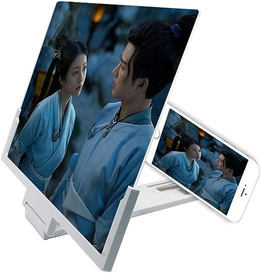 Lupa para Móvil 3D Ampliadora del Teléfono De Video HD ...