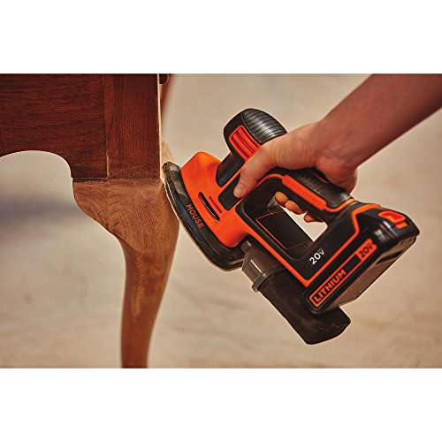 BLACK+DECKER 20V MAX Sheet Sander (BDCMS20C)