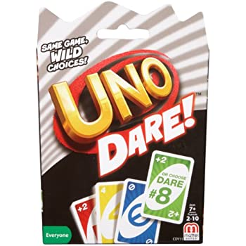 Amazon.com: Mattel Games UNO Splash Card Game: Toys & Games