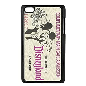 Ipod Touch 4 Phone Case Favourite Disneyland XGB002213178229
