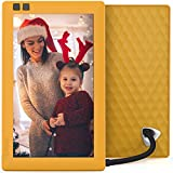 Nixplay Seed 7 inch WiFi Digital Photo Frame – Mango Review