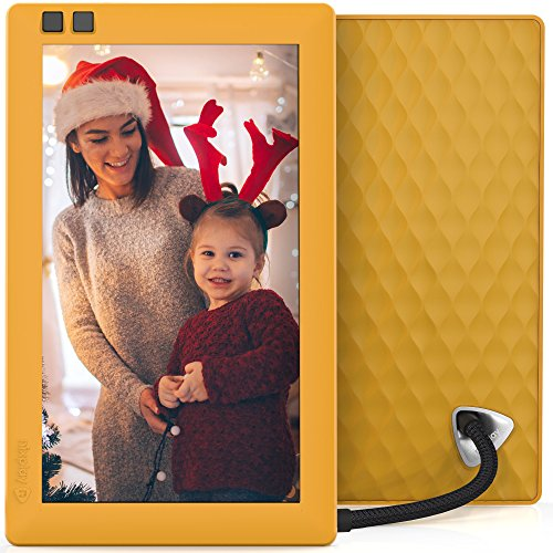 Nixplay Seed 7 inch WiFi Digital Photo Frame - - Best Way Christmas To Cards Display