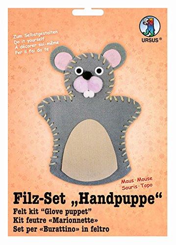 Ursus Glove Puppet Felt kit (Glove Puppet Felt)