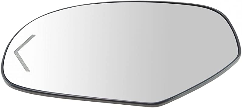For Chevy Silverado 07-14 Heated Arrow Signal Mirror Glass Left Driver Side