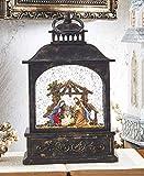 RAZ Imports Nativity Scene Lighted Water Lantern