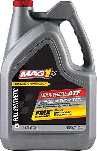 MAG1 MAG63341-3PK Full Synthetic Multi-Vehicle Automatic Transmission Fluid, Pack of 3 (Peak Automatic Transmission Fluid)