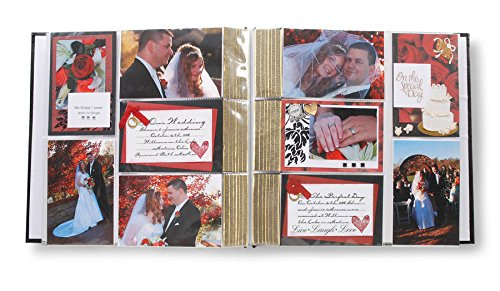 Archival Photo Safe 12 x 12 Darice Memory Book Refill Photo Pages