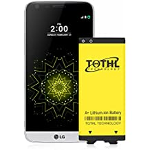 LG G5 Battery | UPGRADED TQTHL 3200mah Best Replacement Li-ion Battery for LG G5 ( Compatible with all G5 models ) | G5 Spare Battery [ 24 Month Warranty ]