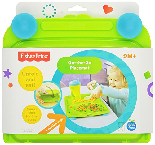 Fisher Price Go Placemat Discontinued Manufacturer