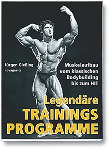 frank zane trainingsplan