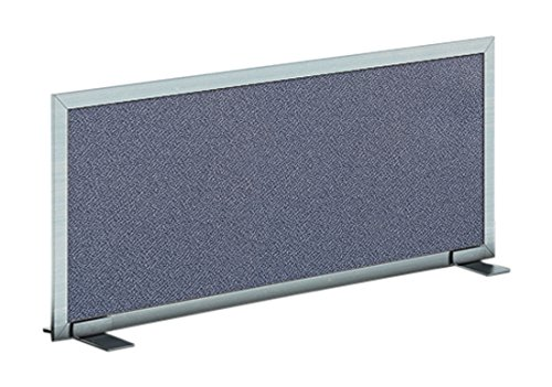 Obex 24X30A-A-TW-FS Acoustical Free Standing Privacy Screen, Twilight, 24''H X 30''W
