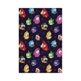 Polyester Garden Flag Outdoor Flag House Flag Banner,Funny,Angry Flying Birds Figure with Various
