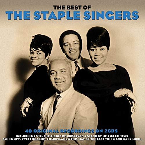 Best Of The STAPLE SINGERS (The Best Of The Staple Singers)
