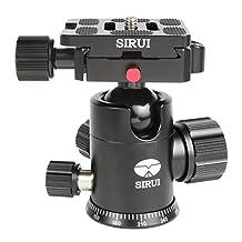 Sirui G-10KX Professional Ball Head in Black w/ Arca-Type Quick Release Plate