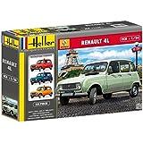 Heller - 80759 - Maquette - Voiture - Renault 4l - Echelle 1/72 - Classique