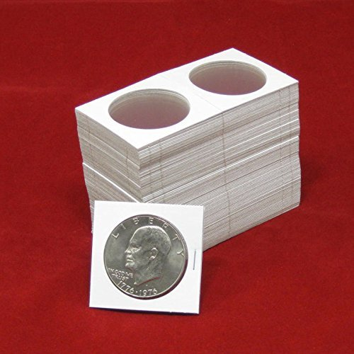 Cardboard Coin Holders LARGE DOLLARS