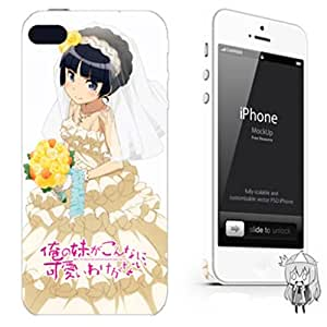 Bromeo Oreimo Pattern Frosted Hard Case Cover for iphone 6 #5
