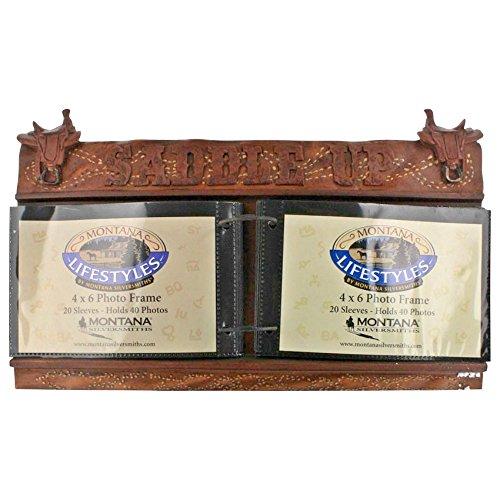Montana Silversmith Western Flip Photo Album