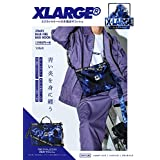 XLARGE Bluetooth 3WAY BLUE FIRE BAG BOOK 3WAY サコッシュ